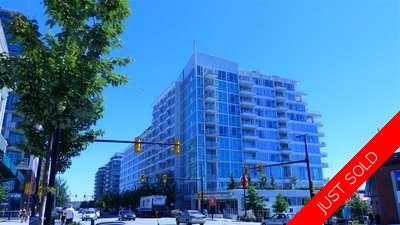 Lower Lonsdale Condo for sale:  1 bedroom 562 sq.ft. (Listed 2018-05-12)